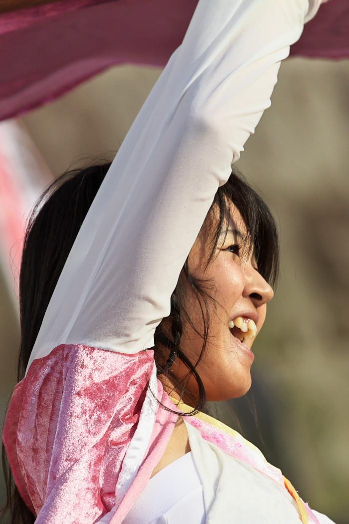 よさこい炎舞連神陽~Sin~@第10回静岡おだっくい祭り_c0187584_14584351.jpg