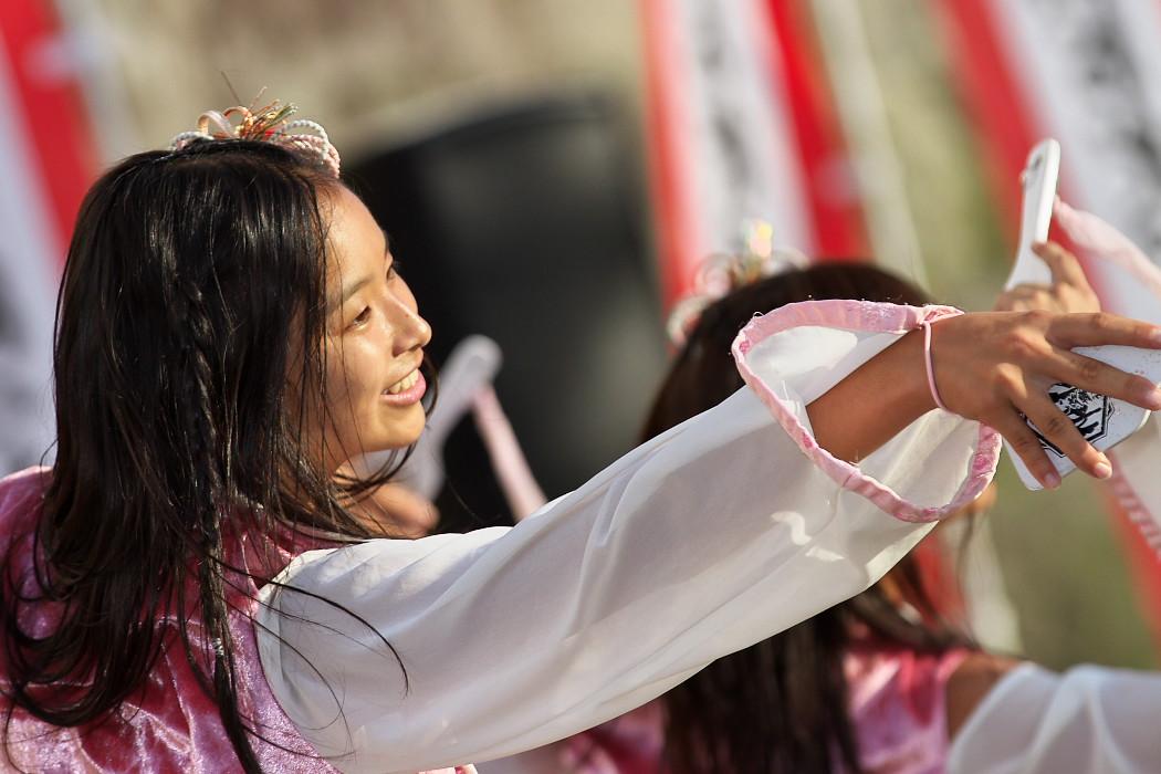 よさこい炎舞連神陽~Sin~@第10回静岡おだっくい祭り_c0187584_14594395.jpg