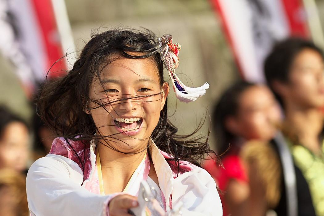 よさこい炎舞連神陽~Sin~@第10回静岡おだっくい祭り_c0187584_150420.jpg
