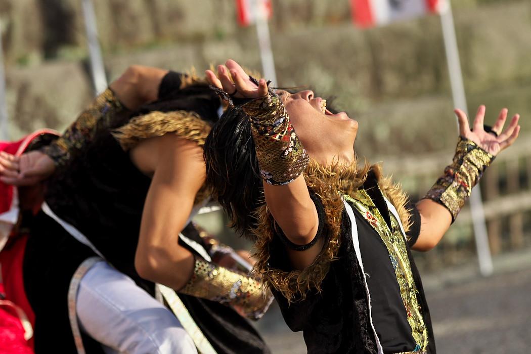 よさこい炎舞連神陽~Sin~@第10回静岡おだっくい祭り_c0187584_1505246.jpg