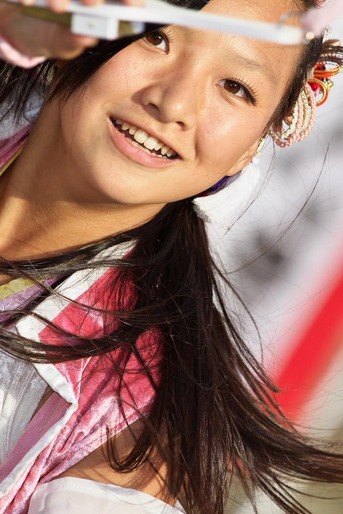 よさこい炎舞連神陽~Sin~@第10回静岡おだっくい祭り_c0187584_1511288.jpg