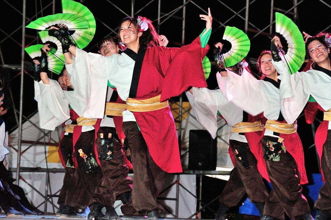 """「おだっくい祭り」にて""""お茶ノ子""""さんその4_f0184198_21212012.jpg"""