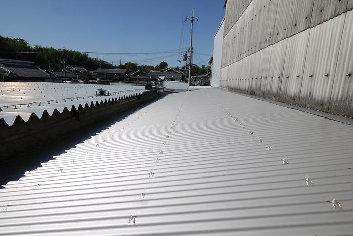 屋根改修工事_e0214805_14241383.jpg