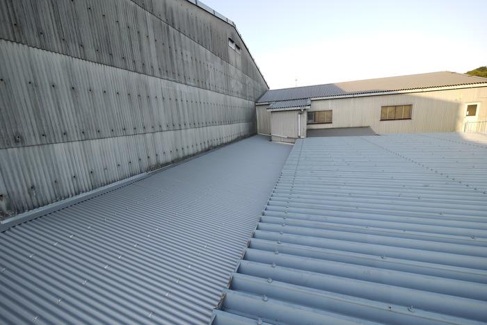 屋根改修工事_e0214805_14302250.jpg