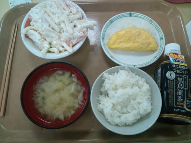 今日の朝食@会社Vol.36_b0042308_751944.jpg