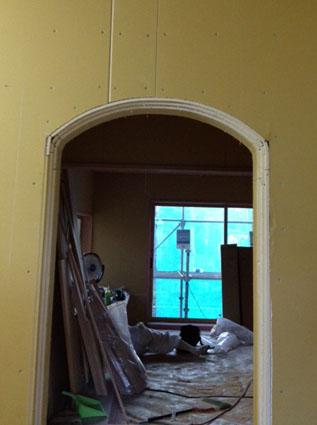 和室の入り口_a0148909_7455430.jpg