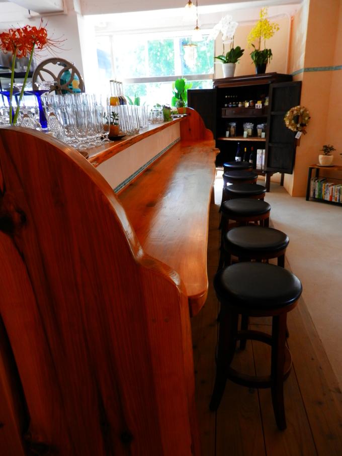 「立て看板」と「テーブルのアイアン」☆_a0125419_1535778.jpg