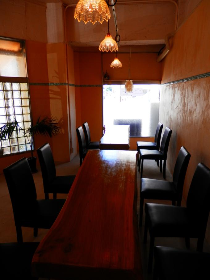 「立て看板」と「テーブルのアイアン」☆_a0125419_1543750.jpg