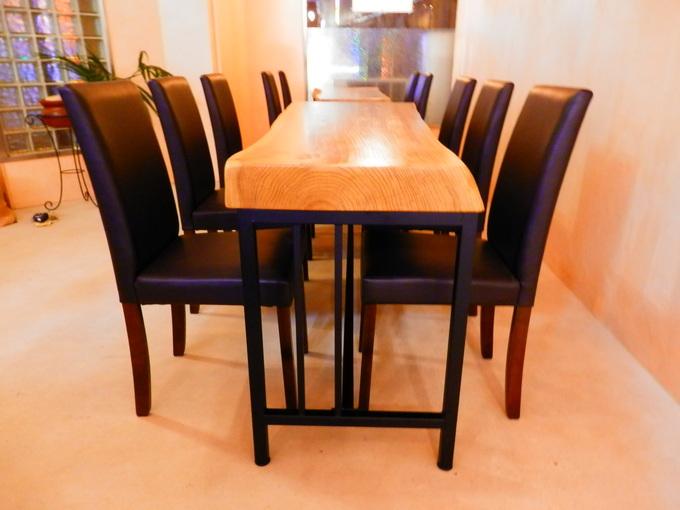 「立て看板」と「テーブルのアイアン」☆_a0125419_24139.jpg