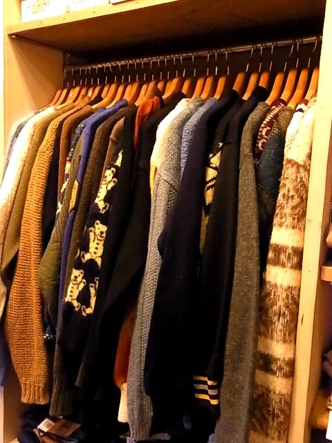 9月29日(土)入荷商品!追加分#16 セーターなど!_c0144020_18141586.jpg