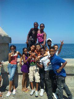 キューバのお祭り_a0103940_21483546.jpg