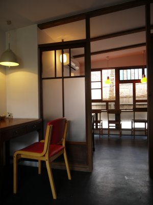 カフェ マリオ cafe Mario -休みの国-_e0227942_21372082.jpg