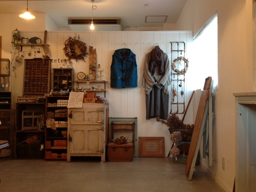 Pコートとサイザルバッグとoneday cafe。_a0164280_312729.jpg