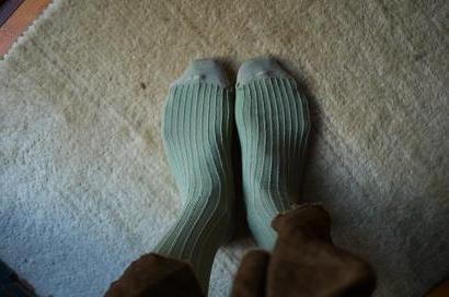 F/style (エフスタイル)さんの靴下が届きました!_f0226293_881277.jpg