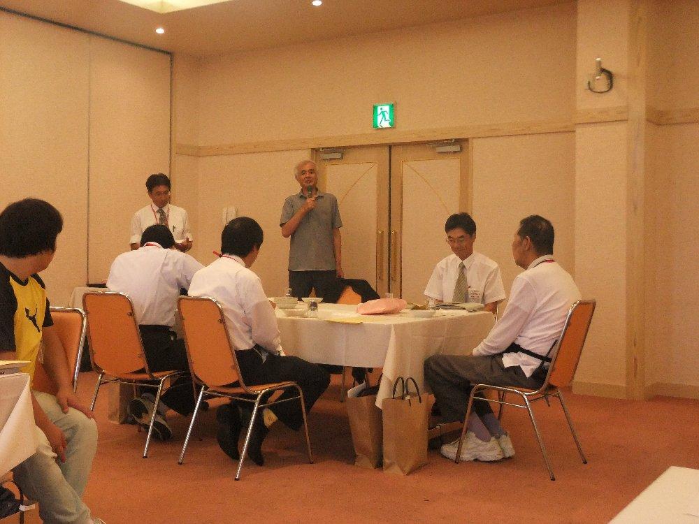 さつま芋と新井クラブ式典_e0087201_2374963.jpg