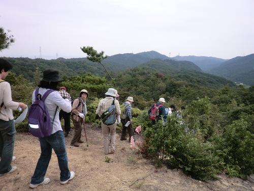 森林浴&ビオトープハイキング  by (仁べ)_e0228405_1719361.jpg