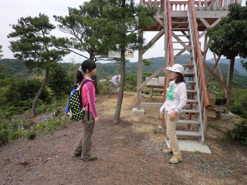 森林浴&ビオトープハイキング  by (仁べ)_e0228405_17281671.jpg