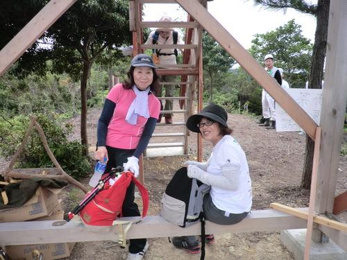 森林浴&ビオトープハイキング  by (仁べ)_e0228405_1734451.jpg