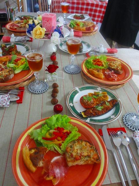 9月のイタリア料理レッスンPart8_f0229521_21213699.jpg