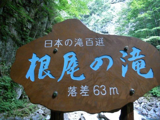 日本の滝百選 根尾の滝_f0209122_14165782.jpg