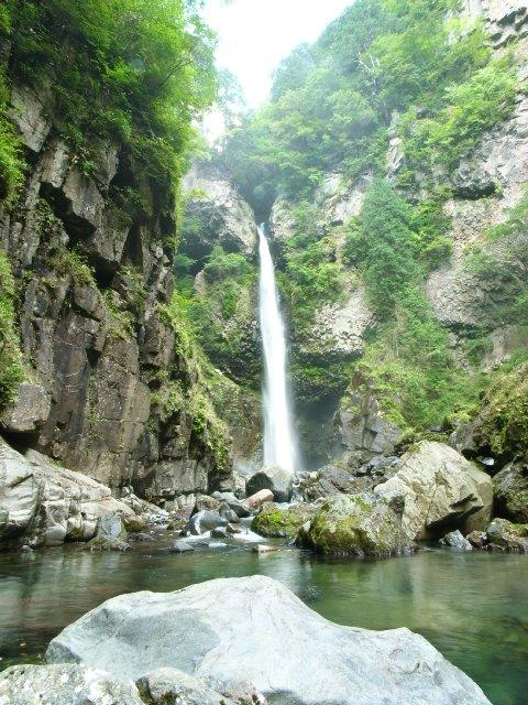 日本の滝百選 根尾の滝_f0209122_14172169.jpg