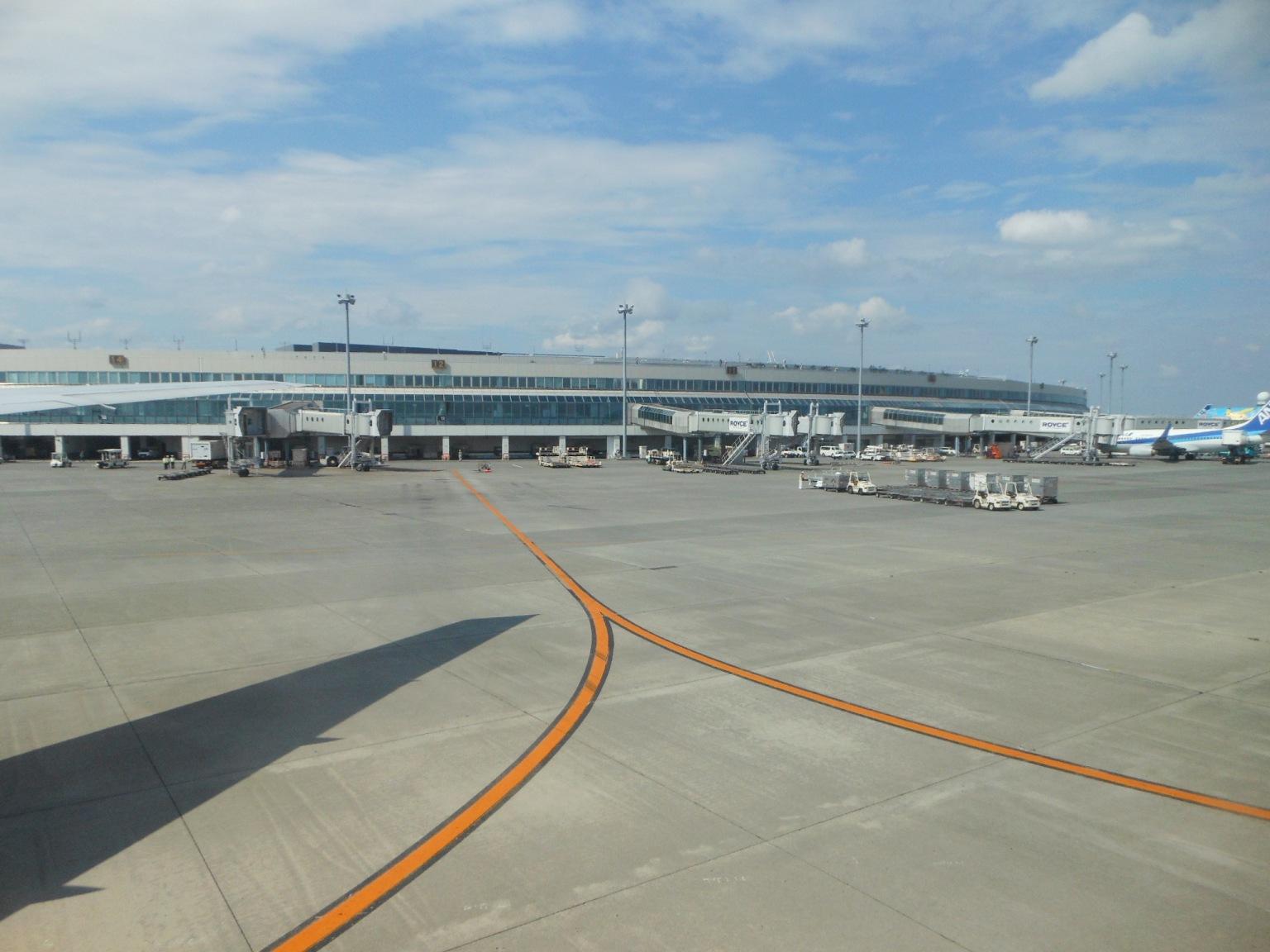 1823) ①「金沢3泊4日旅行 『飛行機からの眺め』」_f0126829_6552565.jpg