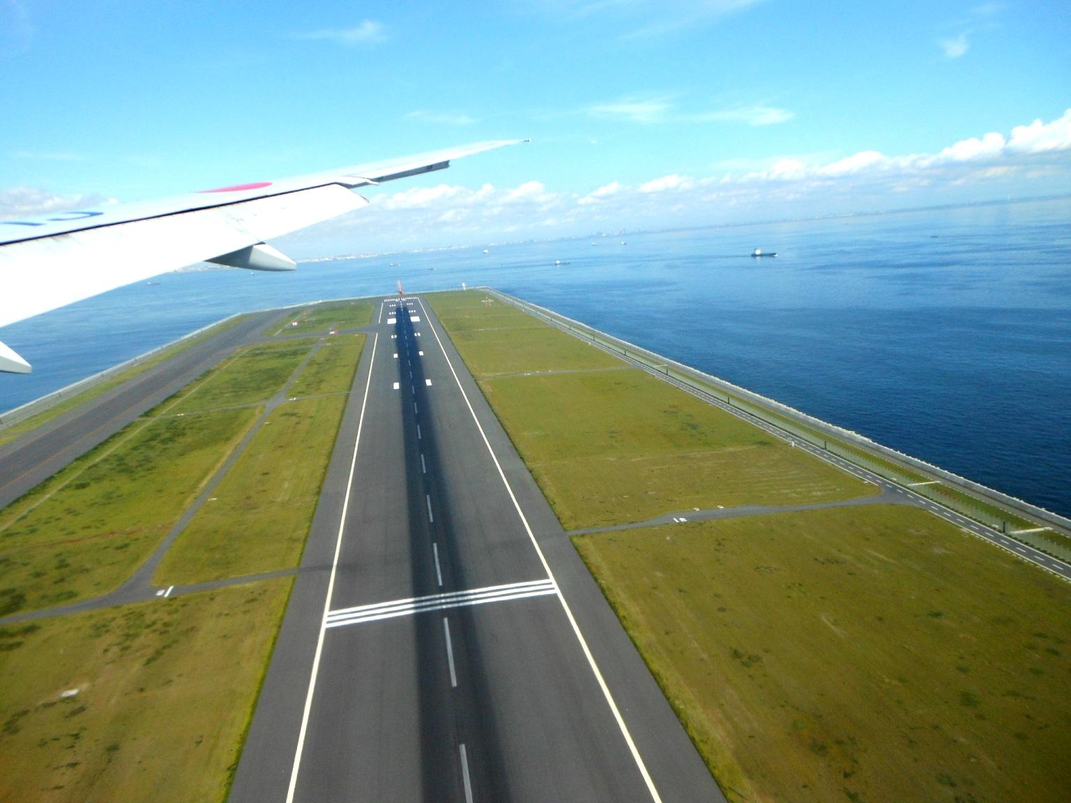 1823) ①「金沢3泊4日旅行 『飛行機からの眺め』」_f0126829_94665.jpg