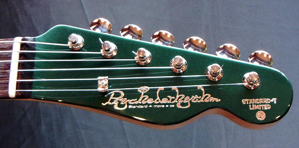 「British Racing Green 2 MetaのSTD-T 1本目」が完成!_e0053731_19551023.jpg