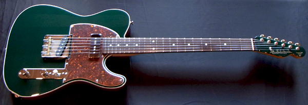 「British Racing Green 2 MetaのSTD-T 1本目」が完成!_e0053731_19551361.jpg