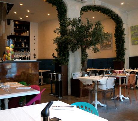 Assiette Genevoise: Simply Italian @ Olio _c0201334_8325690.jpg
