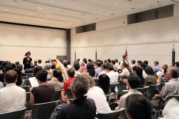 ルソー生誕300周年記念 国際シンポジウム参加!_d0246243_22453861.jpg