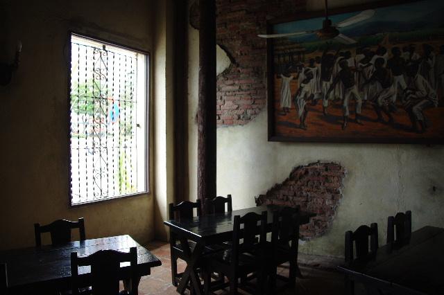 キューバ (71) レストラン El Barracon で休憩。そして空港へ_c0011649_101879.jpg