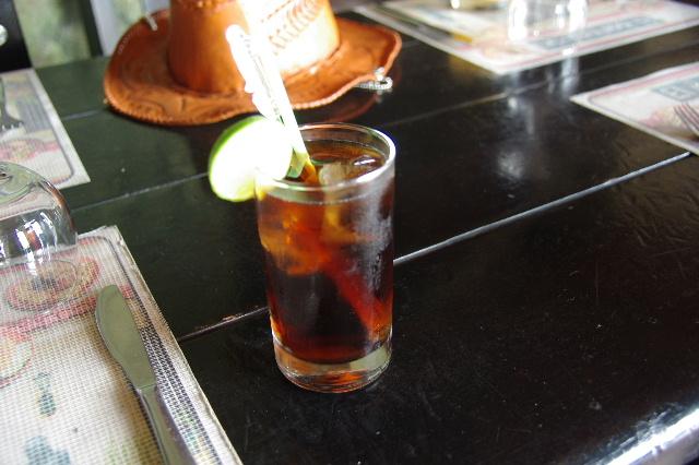 キューバ (71) レストラン El Barracon で休憩。そして空港へ_c0011649_1144265.jpg