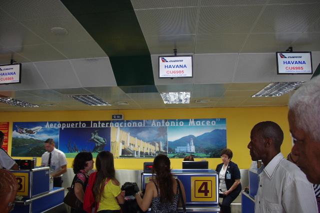 キューバ (73) サンティアゴのアントニオ・マセオ空港_c0011649_169280.jpg