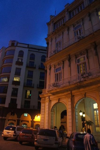 キューバ (75) ハバナのホテル・プラザ Hotel Plaza_c0011649_23111532.jpg