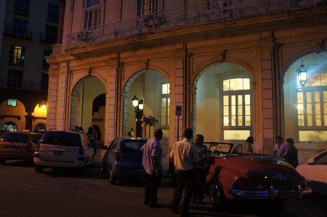 キューバ (75) ハバナのホテル・プラザ Hotel Plaza_c0011649_23141154.jpg