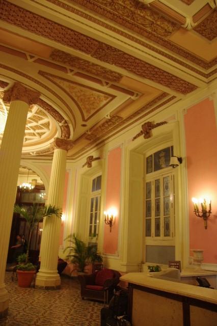 キューバ (75) ハバナのホテル・プラザ Hotel Plaza_c0011649_23181025.jpg