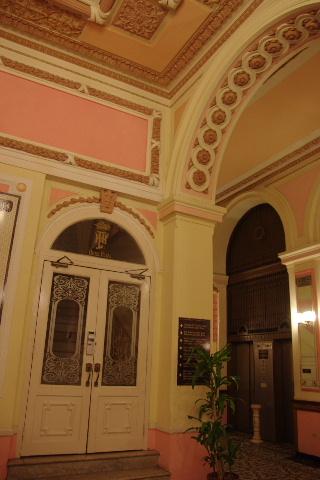 キューバ (75) ハバナのホテル・プラザ Hotel Plaza_c0011649_2318389.jpg