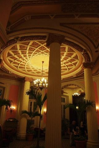 キューバ (75) ハバナのホテル・プラザ Hotel Plaza_c0011649_23233921.jpg