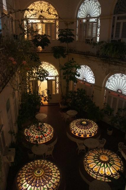 キューバ (75) ハバナのホテル・プラザ Hotel Plaza_c0011649_23314225.jpg