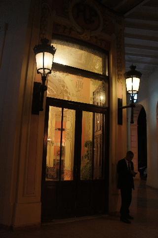 キューバ (75) ハバナのホテル・プラザ Hotel Plaza_c0011649_23573244.jpg