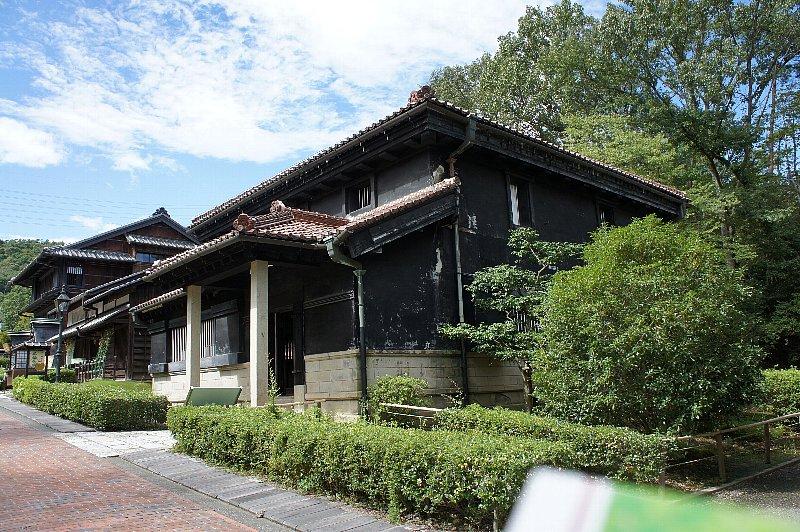 博物館明治村 安田銀行会津支店_c0112559_9113171.jpg