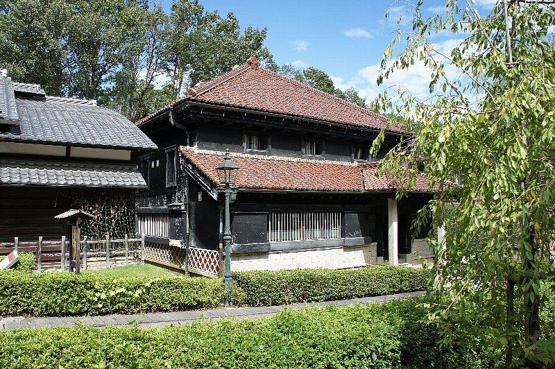 博物館明治村 安田銀行会津支店_c0112559_9165139.jpg