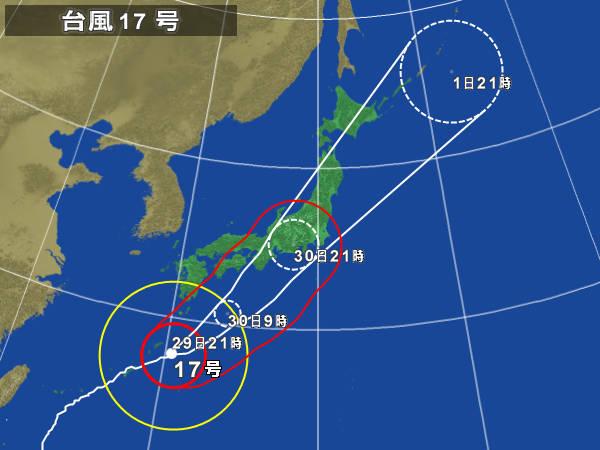 台風注意_a0074069_2222724.jpg