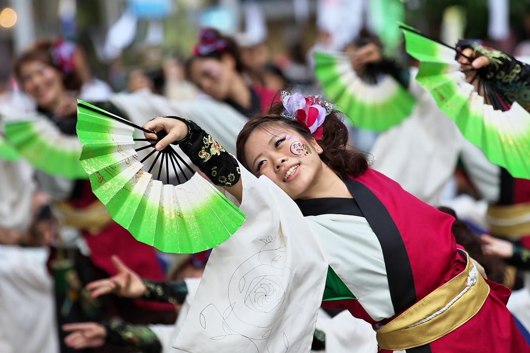 静岡大学お茶ノ子祭々@第10回静岡おだっくい祭り(最終回)_c0187584_10112066.jpg