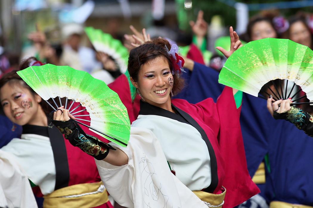 静岡大学お茶ノ子祭々@第10回静岡おだっくい祭り(最終回)_c0187584_1011430.jpg