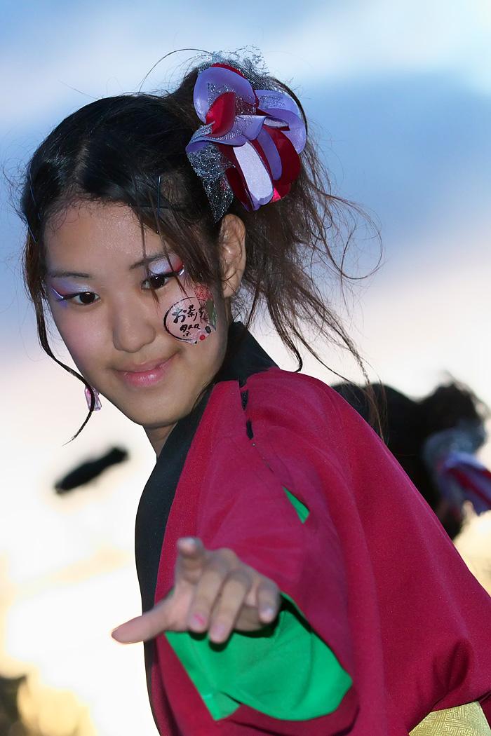 静岡大学お茶ノ子祭々@第10回静岡おだっくい祭り(最終回)_c0187584_10144134.jpg