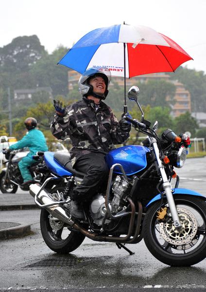 台風のため、PEACE RIDE2012延期のお知らせ_b0196590_11432553.jpg
