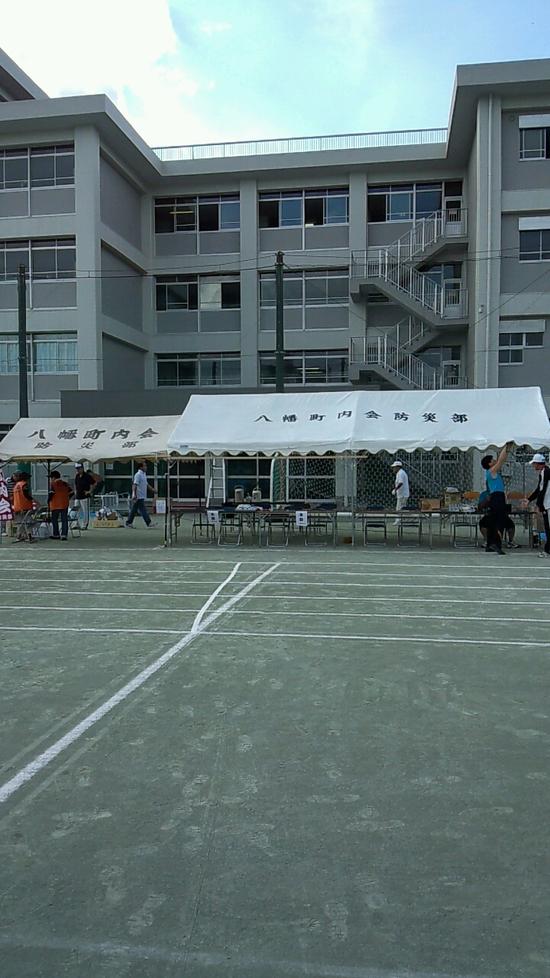 久里浜 八幡町内会 運動会 2012秋_d0092901_16454761.jpg