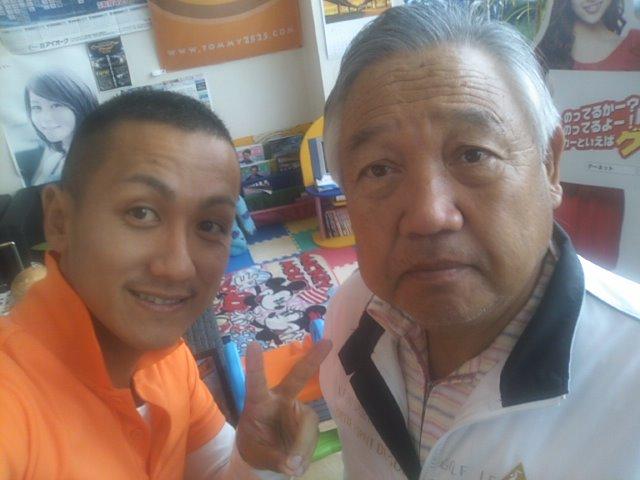 ランクル TOMMY 札幌店 9月30日!_b0127002_21443124.jpg